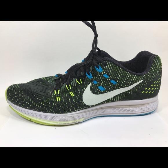 wholesale dealer 8f72e bb588 Nike Zoom Structure 19 Blue Running Shoe Sz 11/45M